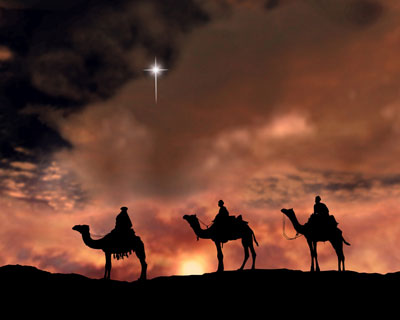 Gordon Rumford Ministries - Daily Devotional - We Three Kings of Orient are