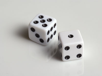 Gordon Rumford Ministries - Daily Devotional - Is Gambling Really Chance?